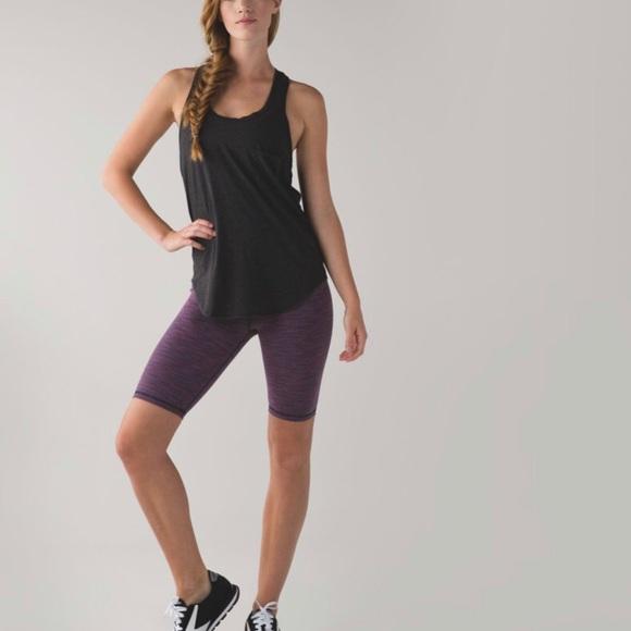 lululemon athletica Pants - Lululemon Groove Shorts II, Size 12